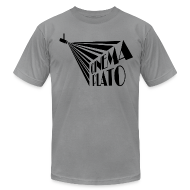 T-Shirts ~ Men's T-Shirt by American Apparel ~ Article 10981532