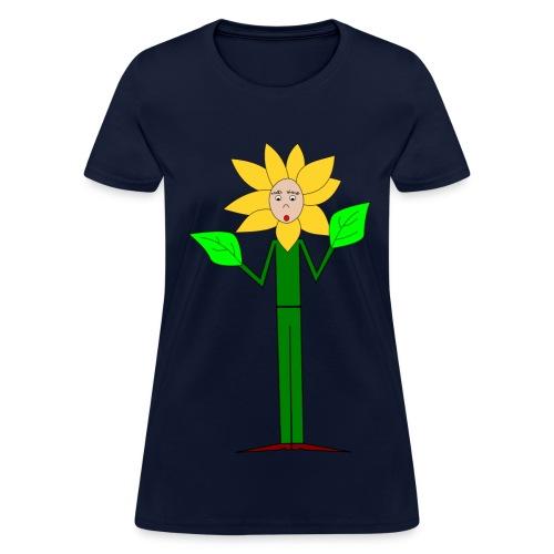 Flowerman - Women's T-Shirt