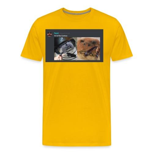 1v1 of the century - Men's Premium T-Shirt