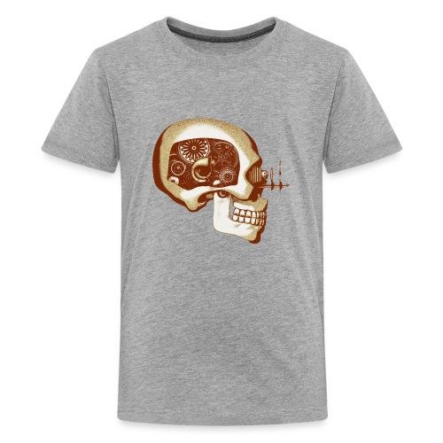 Steampunk Automaton / Robot Skull #6
