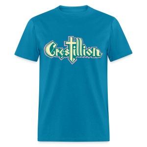 Crestillion Logo Tee - Men's T-Shirt