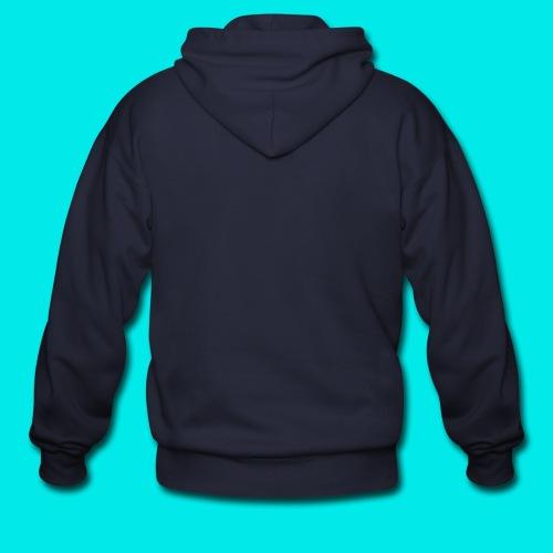 MENS MOD CLUB ZIP HOODIE - Men's Zip Hoodie