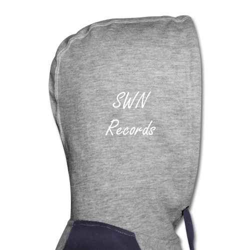 SWN Records Fleece - Colorblock Hoodie