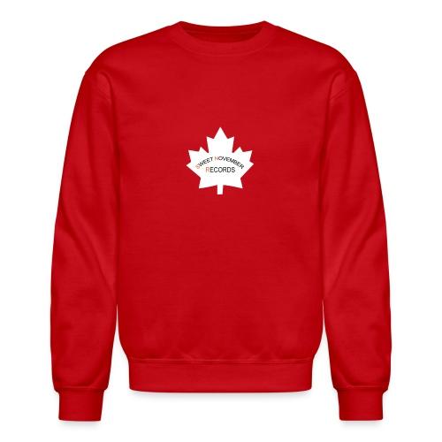 SWN Records Sweatshirt - Crewneck Sweatshirt