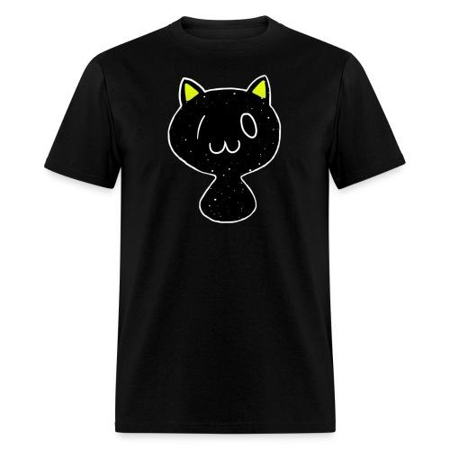 Kitty Savior Saturdays T-shirt - Men's T-Shirt