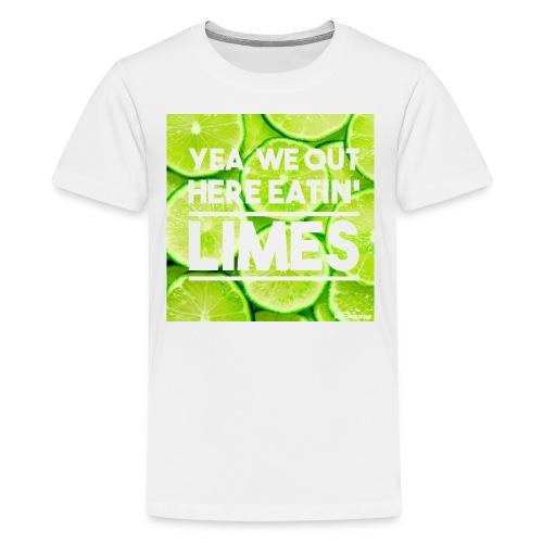 EATLIMES - Kids' Premium T-Shirt