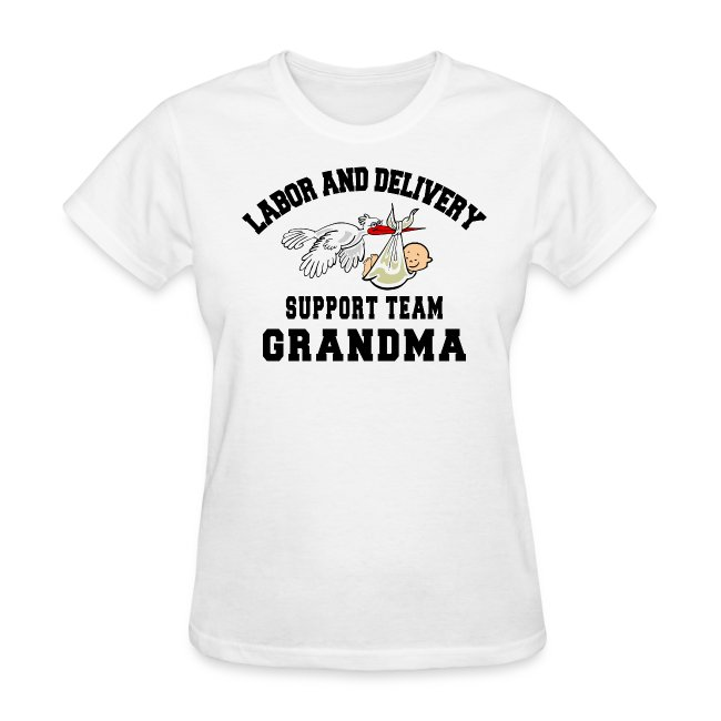 Soon To Be Grandma T Shirt