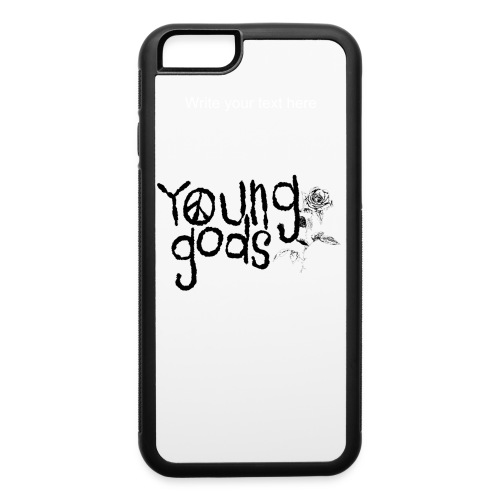 Young Gods Iphone6/6s Rubber Case - iPhone 6/6s Rubber Case
