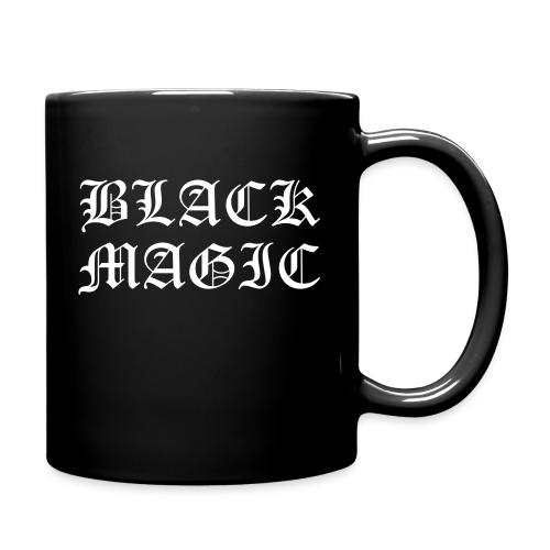 BLACK MAGIC (right) - Full Color Mug