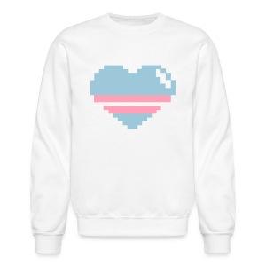 Trans Pride Crewneck  - Crewneck Sweatshirt