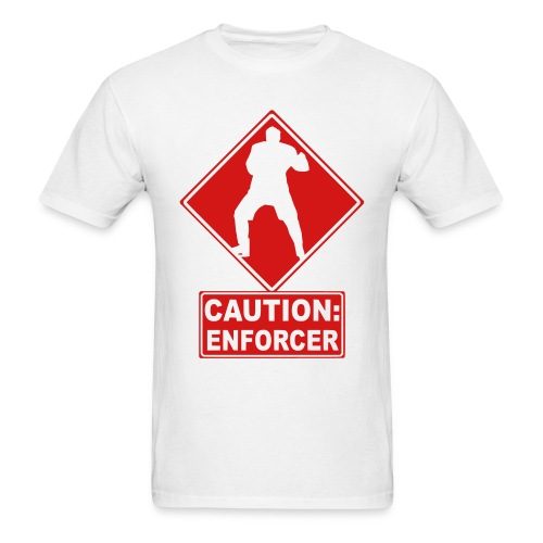 Enforcer - Men's T-Shirt
