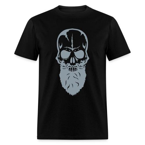 Bearded Skull Tee  - Men's T-Shirt