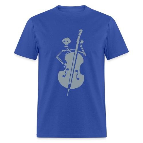 Skeleton Band Tee - Men's T-Shirt
