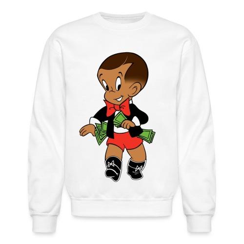 Rich Boy Sweater - Crewneck Sweatshirt
