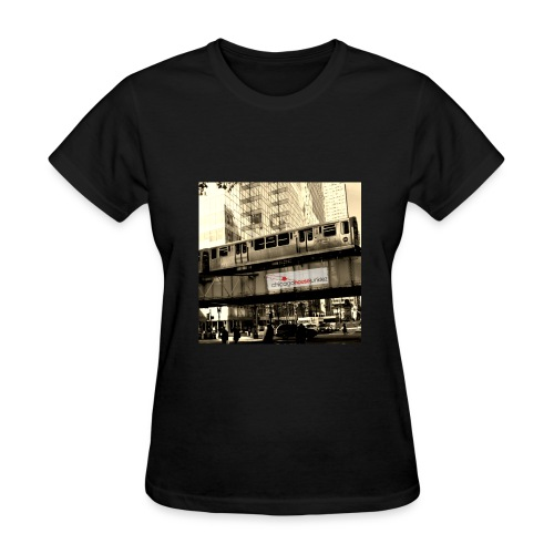 THE RAIL W - Women's T-Shirt