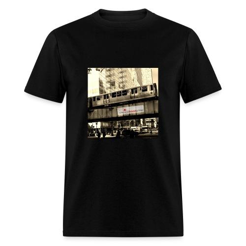 THE RAIL  - Men's T-Shirt
