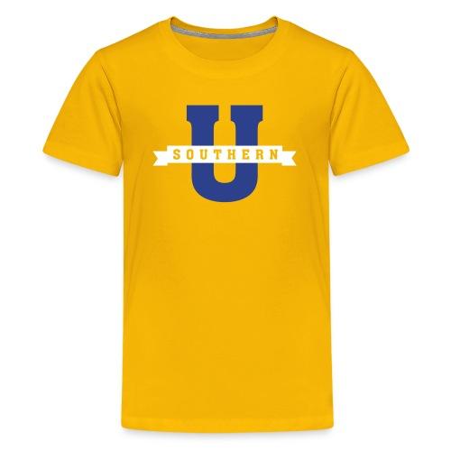 SU Varsity Kids Tee - Kids' Premium T-Shirt