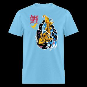 Mythic Koi T-Shirts - Men's T-Shirt