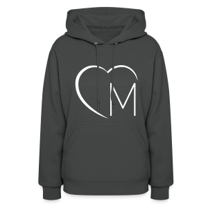 Women's MarseliJoy Heart - Women's Hoodie