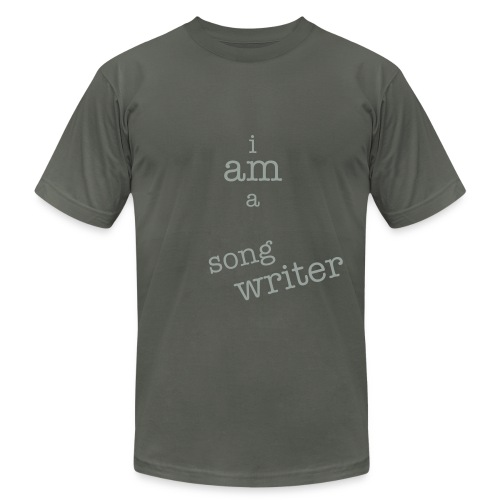 Songwriter T-Shirt - Men's Fine Jersey T-Shirt