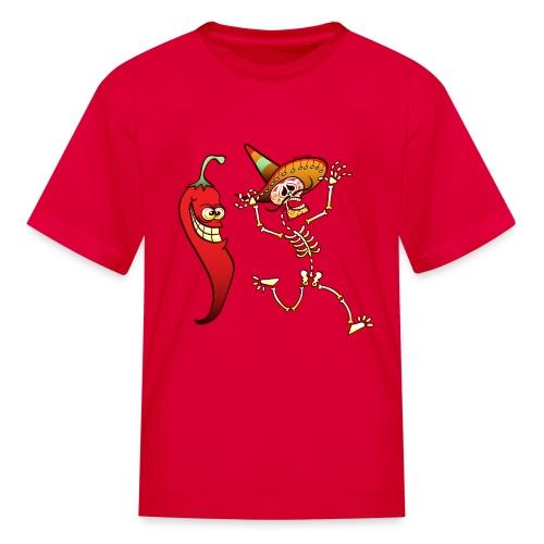Kids Pepper & Bones  - Kids' T-Shirt