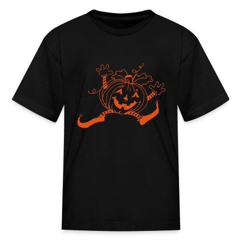 Halloween Pumpkin - Kids' T-Shirt