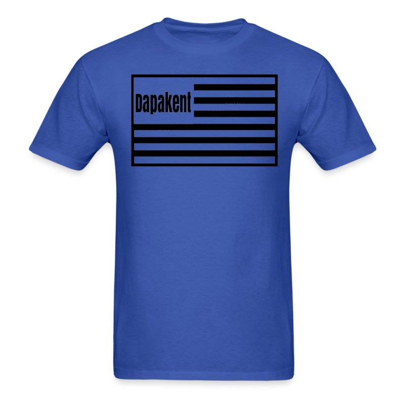 dapakent flag  - Men's T-Shirt