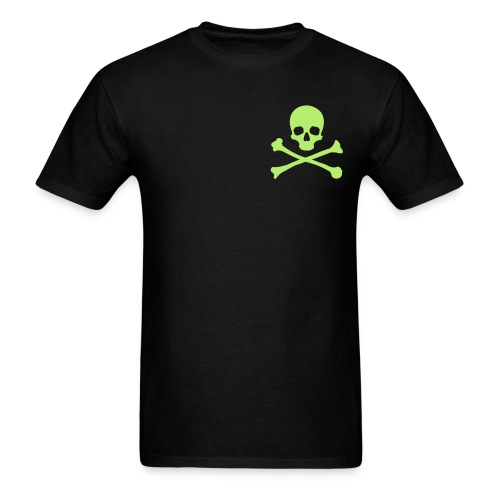Lime maleshirt - Men's T-Shirt