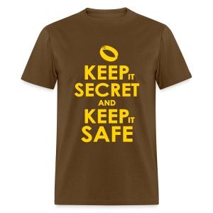 LOTR Keep Calm - Men's T-Shirt