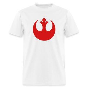 Rebel Alliance Emblem - Men's T-Shirt