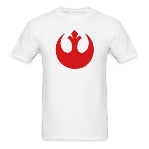Rebel Alliance Emblem - Men's T-Shirt