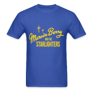 T-Shirts ~ Men's T-Shirt ~ Marvin Berry and the Starlighters