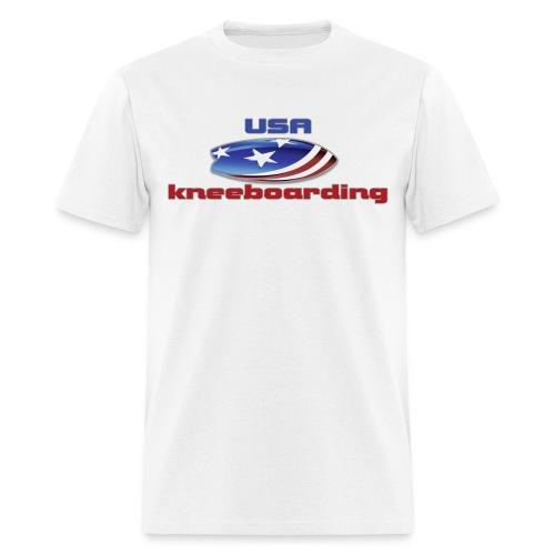 GO USA - Men's T-Shirt