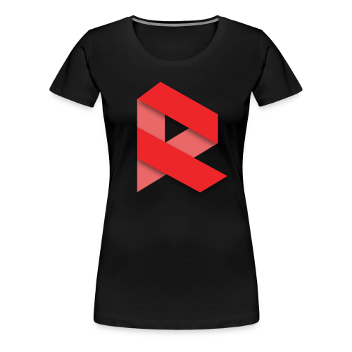 Revni-Women-T-Shirt (Black) - Women's Premium T-Shirt