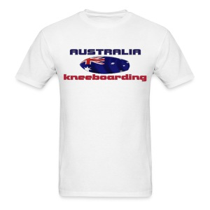 GO AUSSIE - Men's T-Shirt
