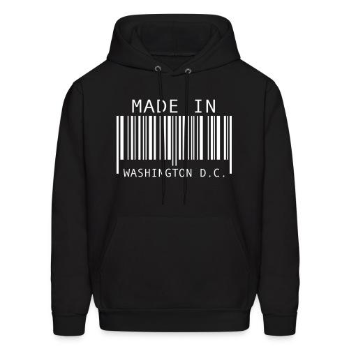 Made In D.C - Men's Hoodie