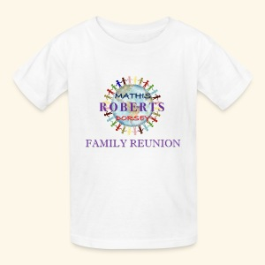 Kids and Babies T-shirt in 8 colors - Kids' T-Shirt
