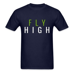Fly High Tees - Men's T-Shirt