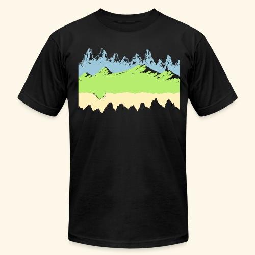 Moon - Men's  Jersey T-Shirt
