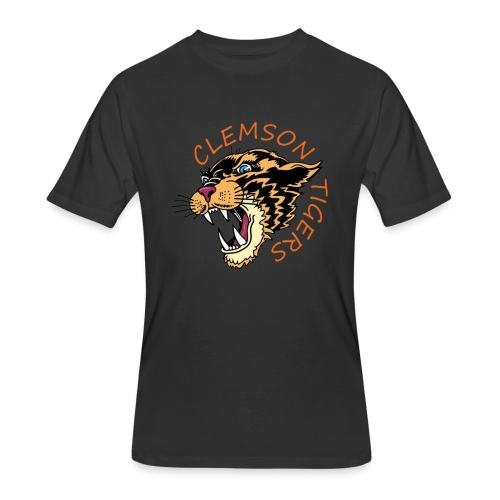Cool Tiger - Men's 50/50 T-Shirt