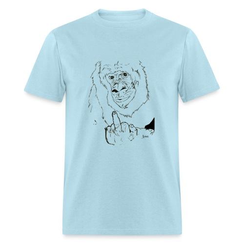 The Fuck Monkey - Men's T-Shirt