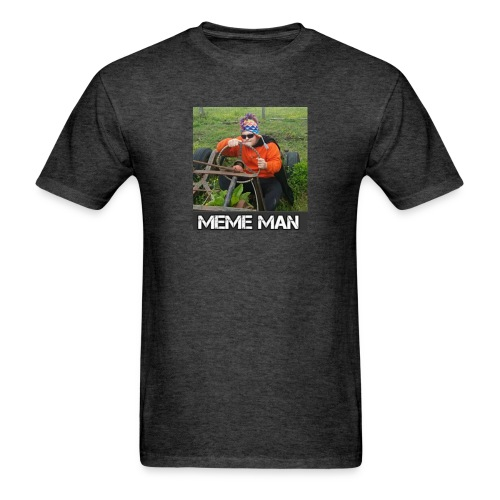 Meme Man Tee - Men's T-Shirt