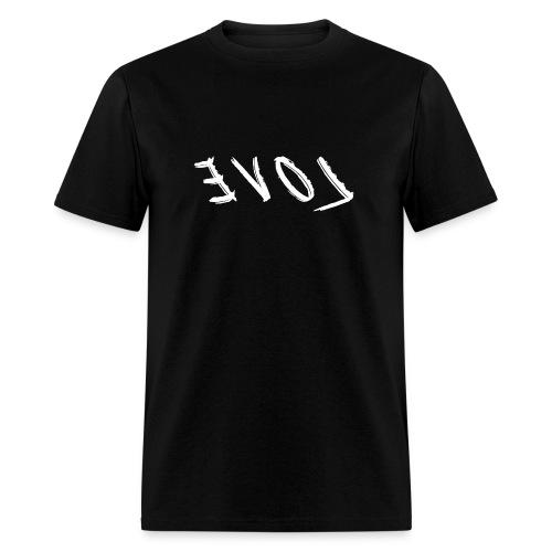 Love Is Evol Mens - Men's T-Shirt