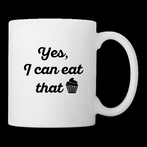 Yes, I Can Eat That. - Coffee/Tea Mug