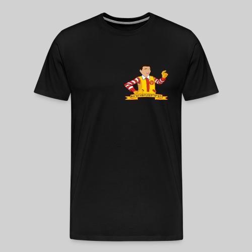 McBato Premium T-Shirt (S) - Men's Premium T-Shirt