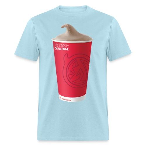 100 Frosty Challenge B2D T-Shirt - Men's T-Shirt