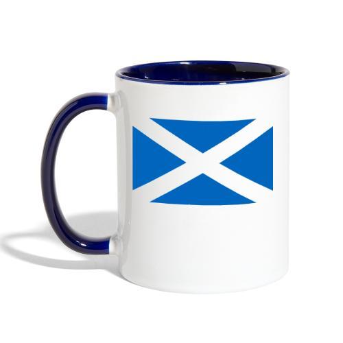 Scotland - Contrast Coffee Mug