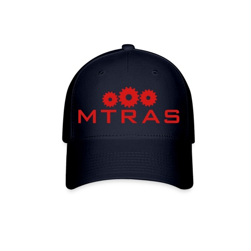 MTRAS Baseball Hat - Red - Baseball Cap