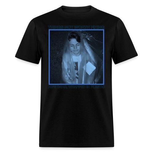 Zack Dead Shirt (Black) - Men's T-Shirt