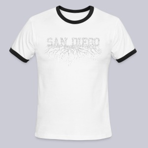 My San Diego Roots - Men's Ringer T-Shirt